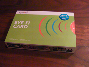 Eye-fi Video