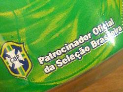ブラジル代表公式スポンサー飲料