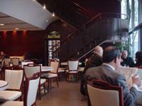イノダコーヒ店内の様子